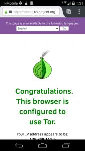 dark web browser