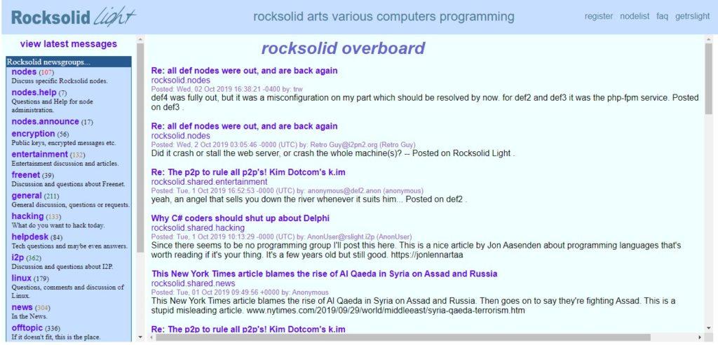 best dark web forums