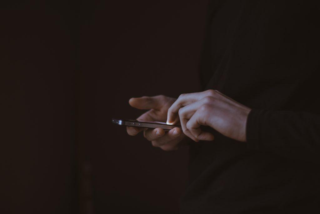 dark web on iphone